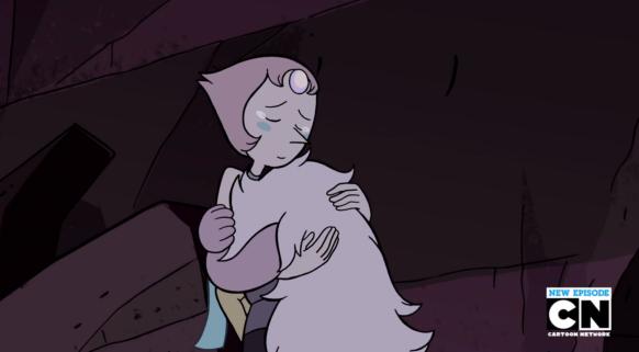 Steven Universe Pearl Amethyst