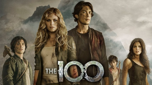 the 100 banner