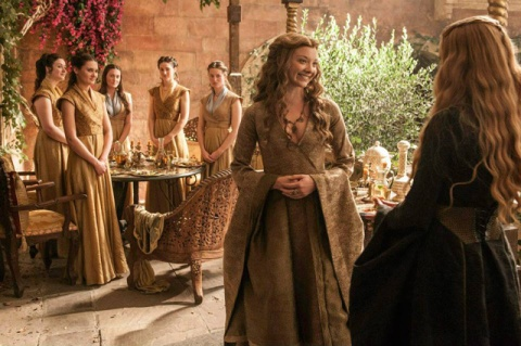 High Sparrow Margary and Cersei