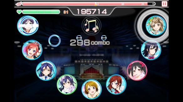 Love Live School Idol Festival Gameplay