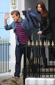 amy and rory fighting