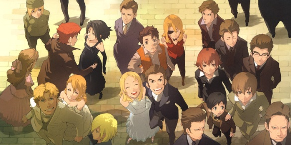 Baccano! Group Shot