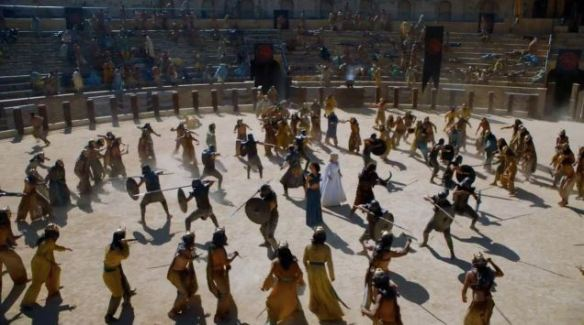 Game of Thrones Fighting Pit