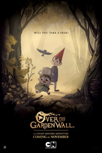 Over the Garden Wall premiere poster