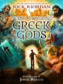 rick riordan greek gods