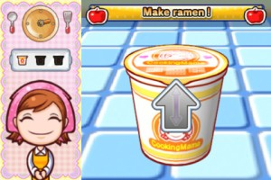 Cooking Mama gets borderline insulting as it is.....
