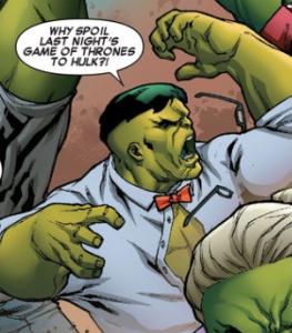 Hulk of Thrones