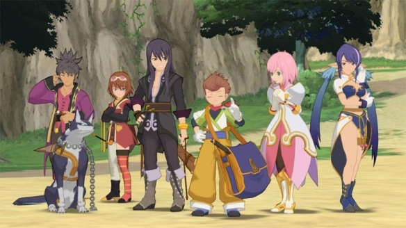 Tales of Vesperia Group