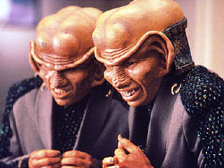 conniving ferengi