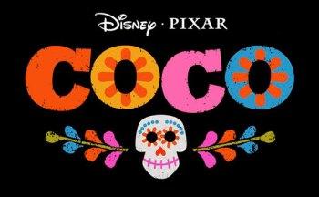 Disney Coco Logo