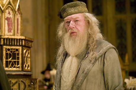 Dumbledore, is there a specific reason you think it's okay to allow child abusers to keep running around your school tormenting children?