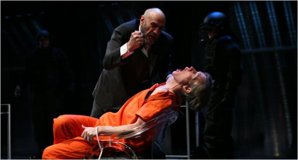 F. Murray Abraham as Shylock in  Merchant of Venice