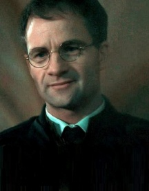 Fun fact: James Potter died when he was twenty-one. If this is actually what he looked like, then he aged horribly.