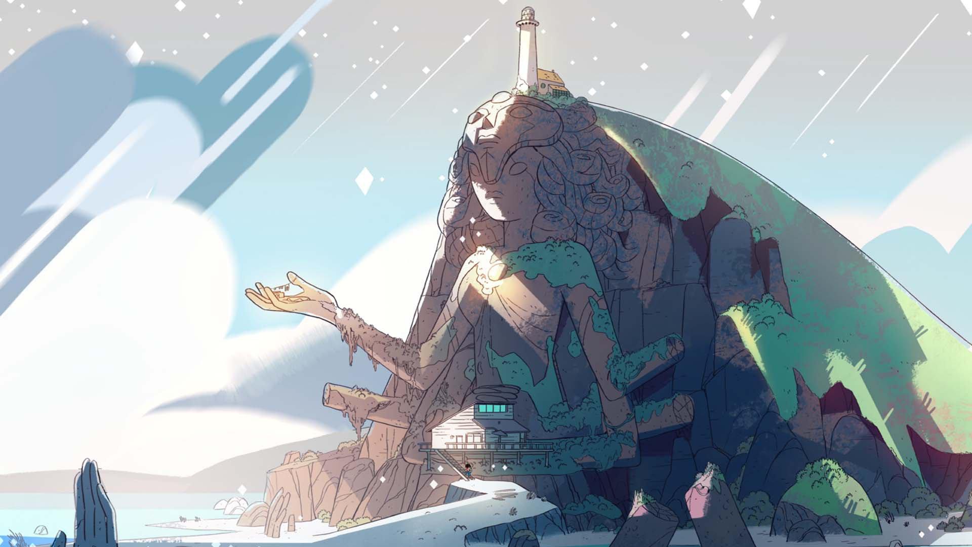 Aesthetic Enforcement Togetherness In Steven Universe