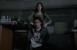 Teen Wolf Scott and Kira