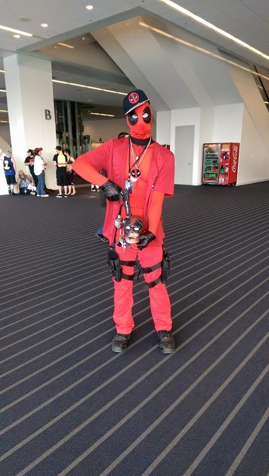 There's always at least one Deadpool Remix.
