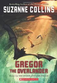 gregor book one cover