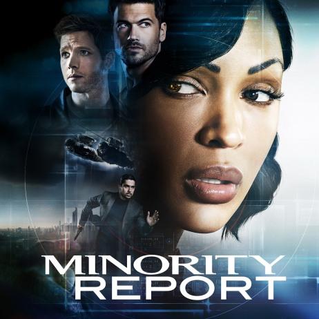 minority report promo