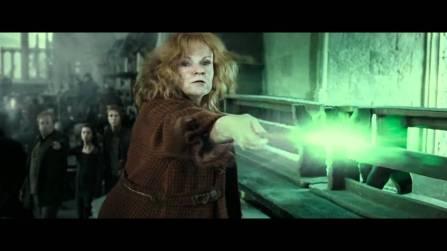 molly weasley dh