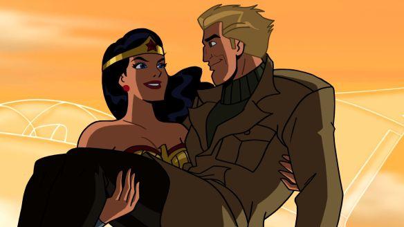 Wonder Woman & Steve Trevor Wonder Woman Movie