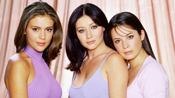 charmed ones phoebe prue piper
