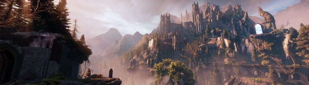 Dragon Age Inquisition Trespasser Banner