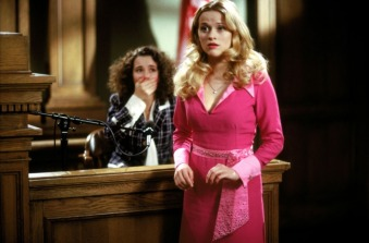 legally blonde courtroom