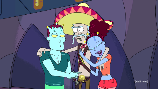 Rick & Unity