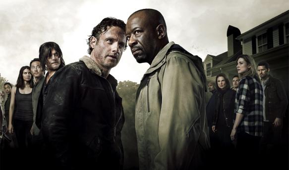 Walking Dead Season 6