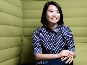 Author Zen Cho (via the Independent)