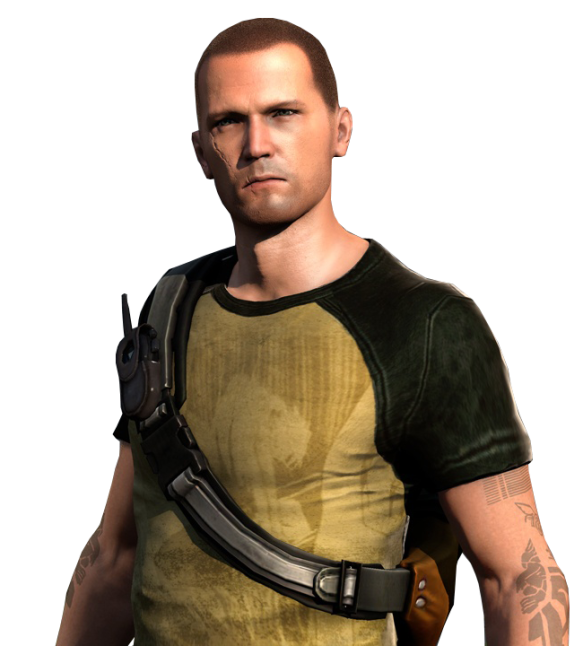 Pictured: The guy who doesn't get to be in games anymore?