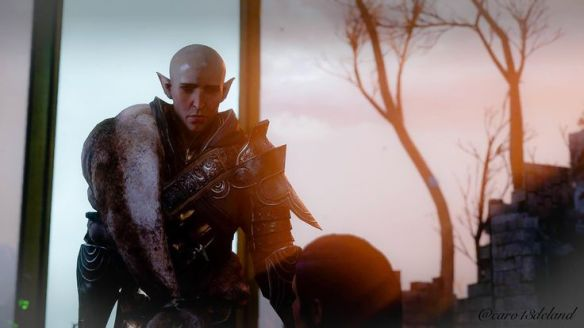 Ok, like, Solas, maybe you need to consider compromising on some things. ..No?