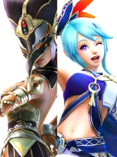 Hyrule Warriors Cia Lana