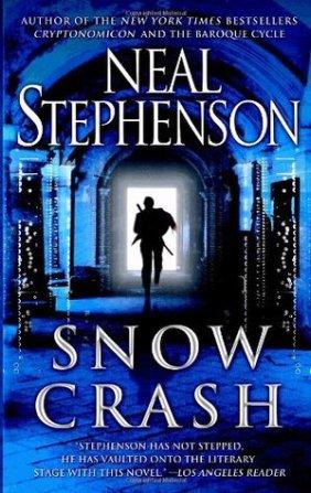 snow crash cover