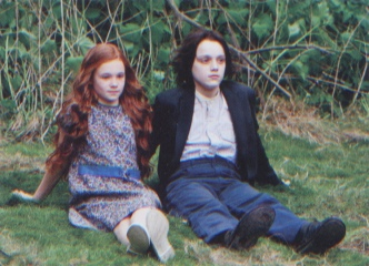 Harry Potter Lily and Snape