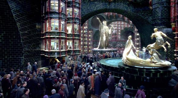 Harry Potter Ministry of Magic