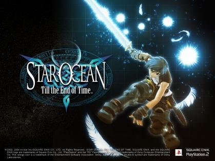 Star Ocean cover