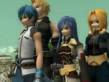 Star Ocean Fayt Maria Mirage Cliff