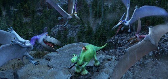 The Good Dinosaur Stormchasers