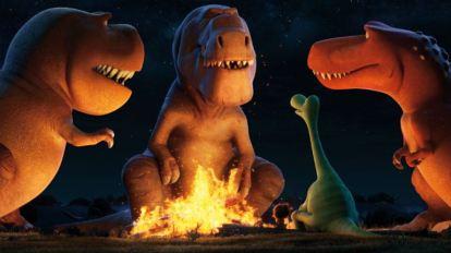 The Good Dinosaur T-Rex