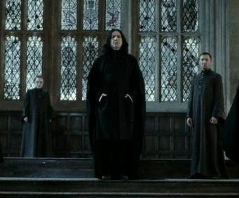 Snape and the Carrows