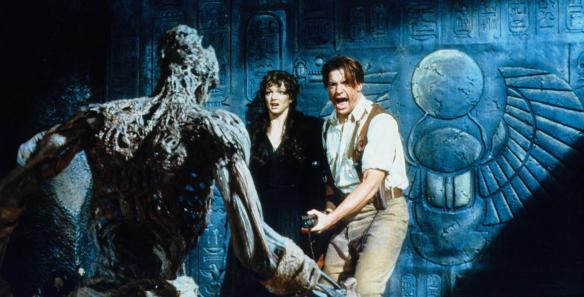 the mummy evie rick imhotep