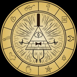 bill cipher circle sigil