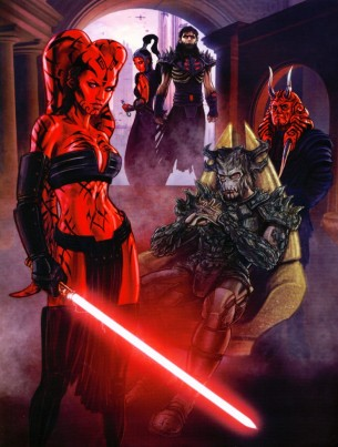 Star Wars Darth Talon
