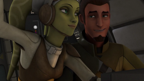 Star Wars Kanan and Hera