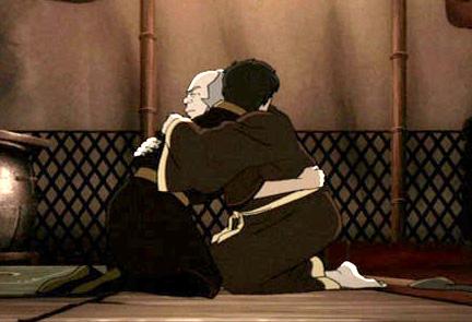 Zuko + Iroh