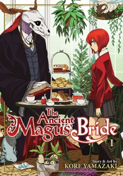 Ancient Magus Bride Cover