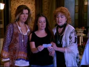 Charmed matriarchs