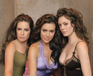 Charmed ones piper phoebe paige