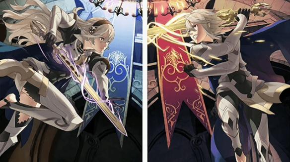 Fire Emblem Fates Corrin